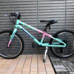 ネット通販で買ったビアンキの子供用自転車が届きました!開梱レビュー