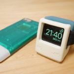 Apple Watch Series 4用にiMac G3風のかわいいスタンドを導入しました